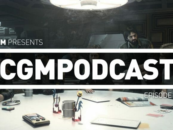 CGMPodcast Episode 115: DLC Isolation - 2014-07-11 11:46:20