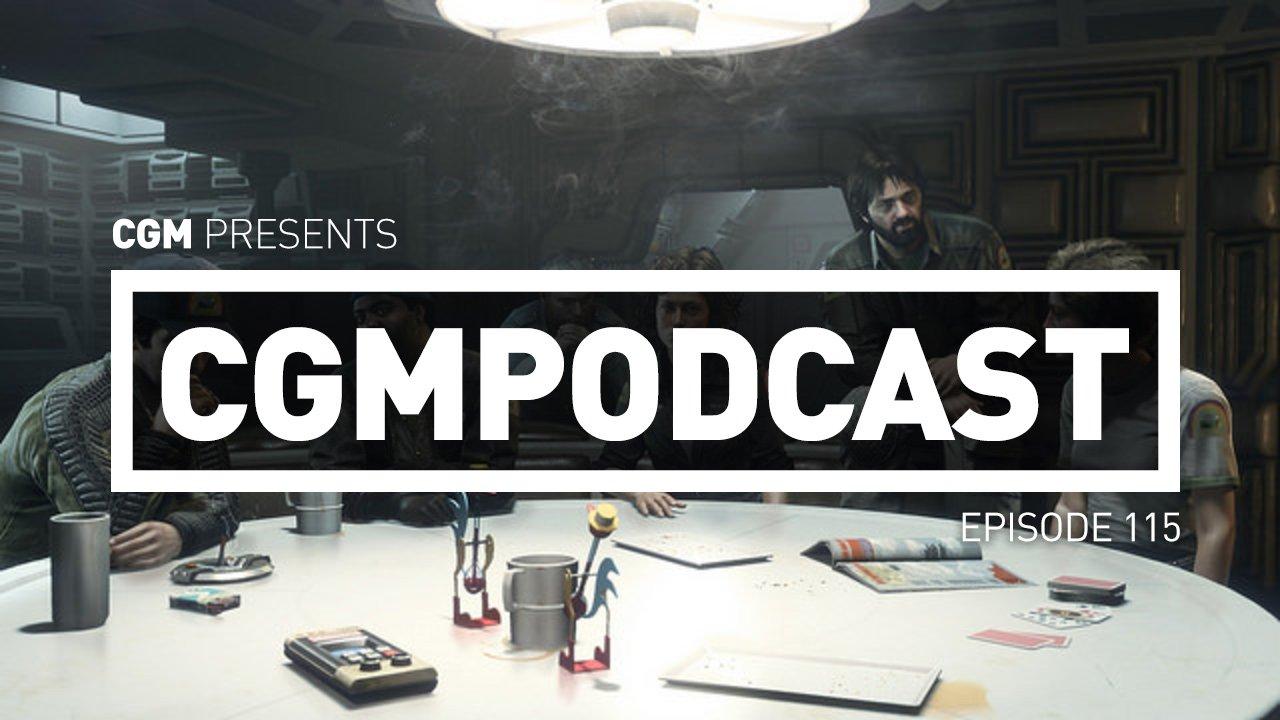 CGMPodcast Episode 115: DLC Isolation
