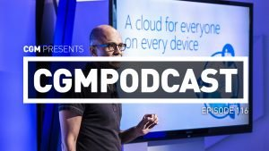 CGMPodcast Episode 116 - Xbox and Anarchy