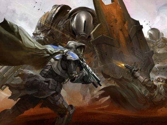 Destiny's Beta is a Smart Sales Pitch - 2014-07-30 11:26:09