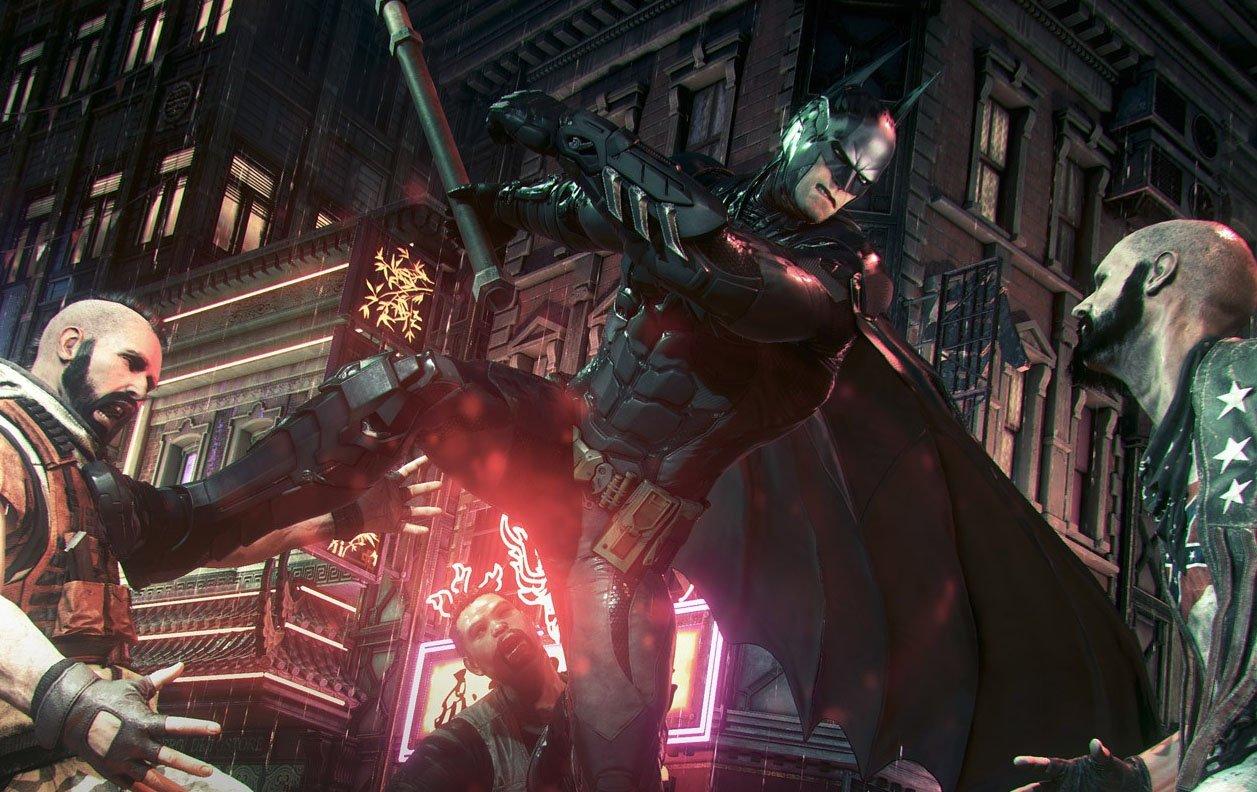 Batman: Arkham Knight Preview 2