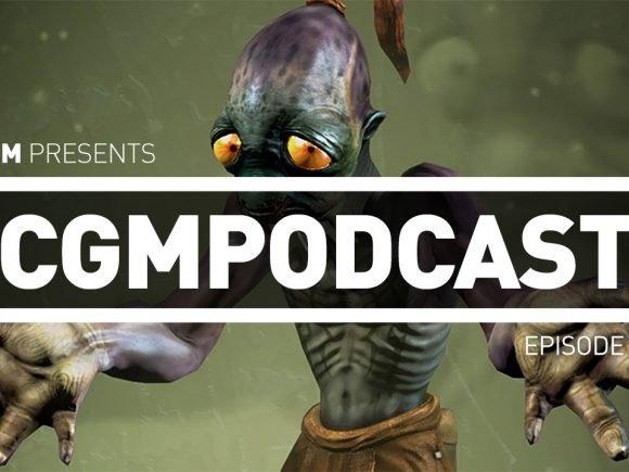CGMPodcast Episode 117- Oddworld of Destiny - 2014-07-25 14:30:02
