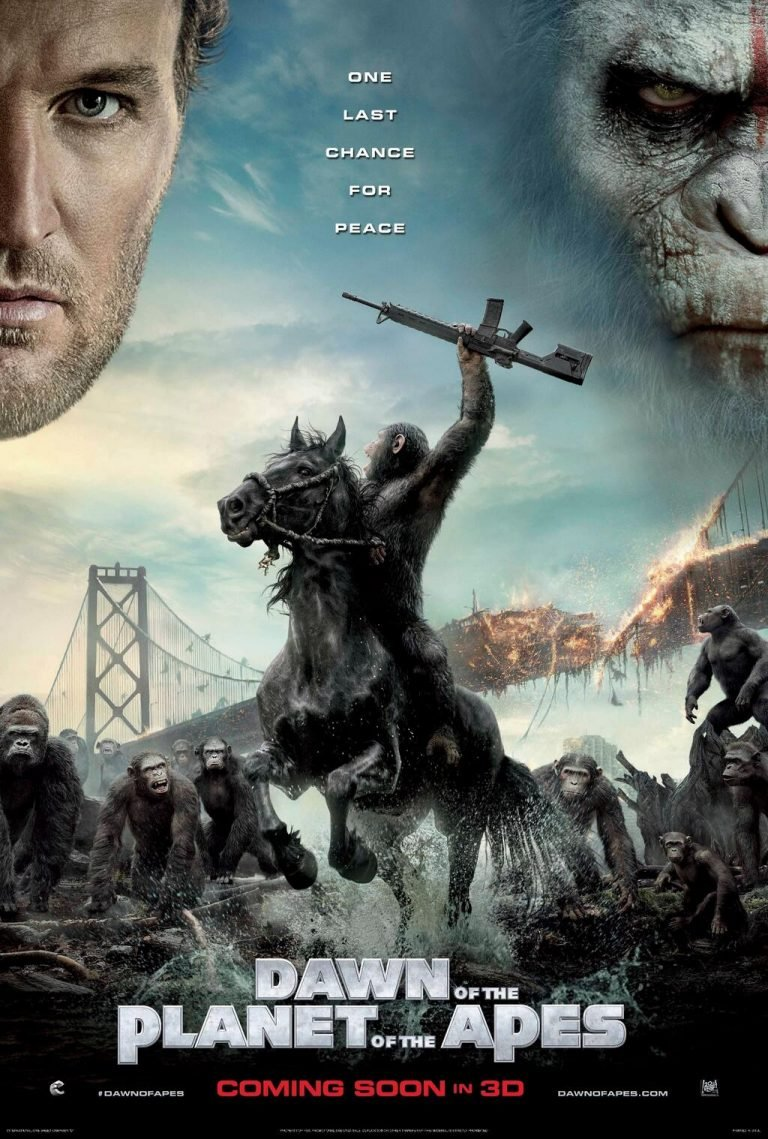 Dawn Of The Planet Of The Apes Movie Review 2