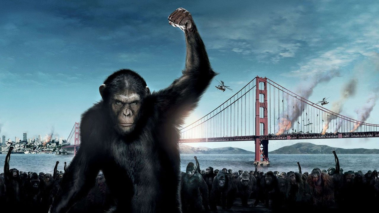 Dawn Of The Planet Of The Apes (2014) Review 6