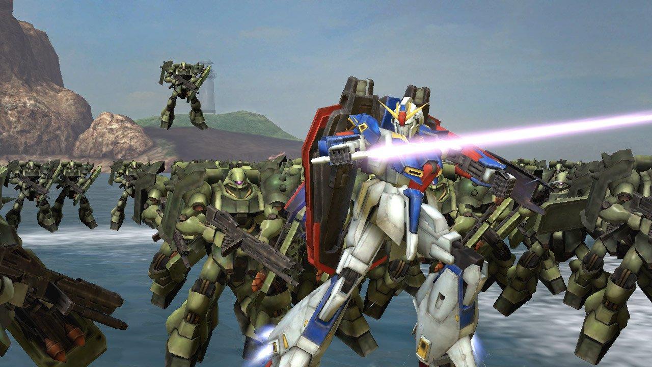 Dynasty Warriors: Gundam Reborn (Ps3) Review 1