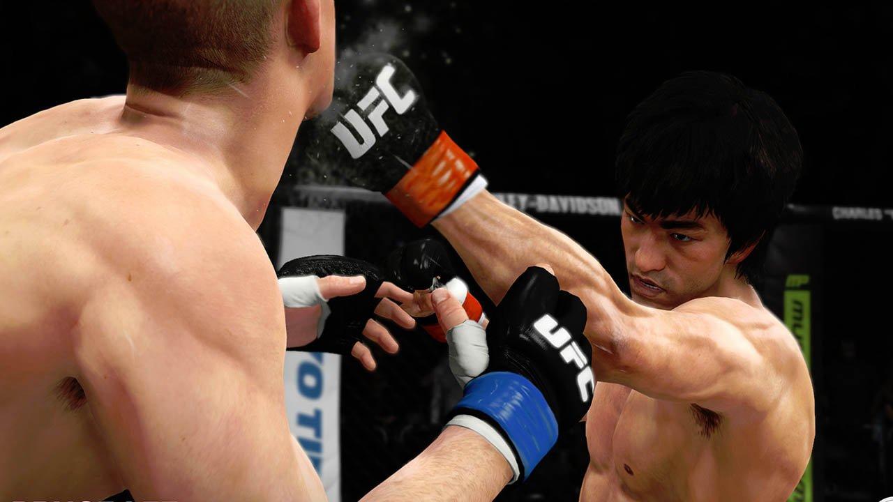 EA Sports UFC (PS4) Review