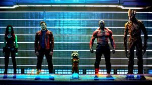 Guardians Of The Galaxy (Movie) Review