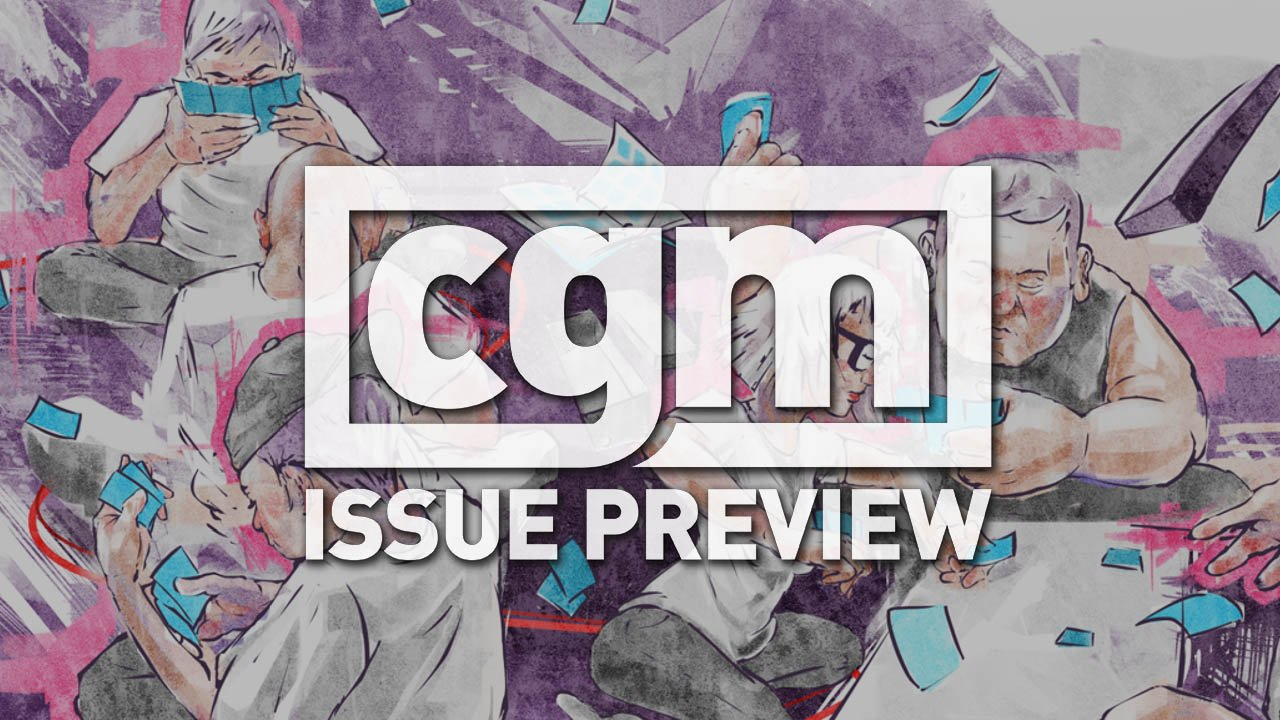 July Issue Preview - Magic: The Gathering 1