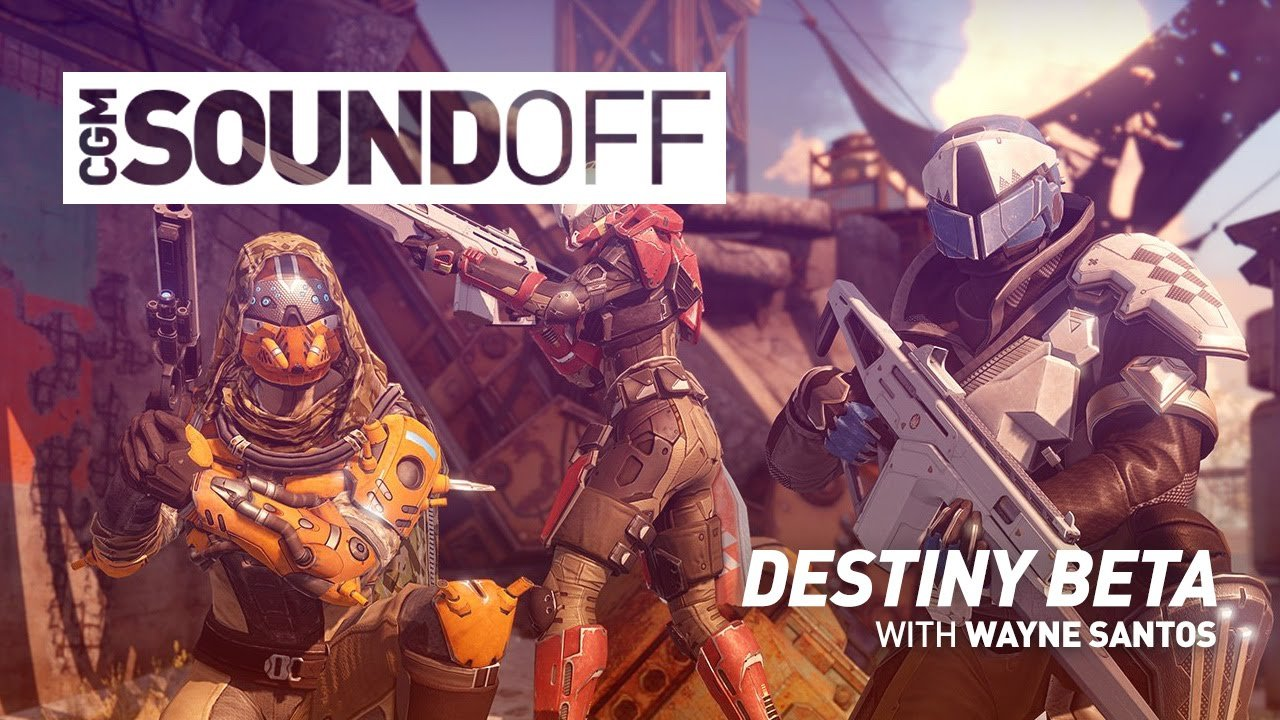 CGM Sound Off - Destiny Beta - 2015-02-01 13:37:15
