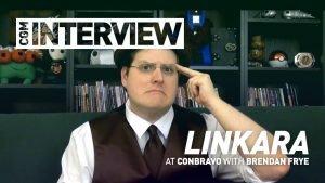 CGM Video Interview - Linkara