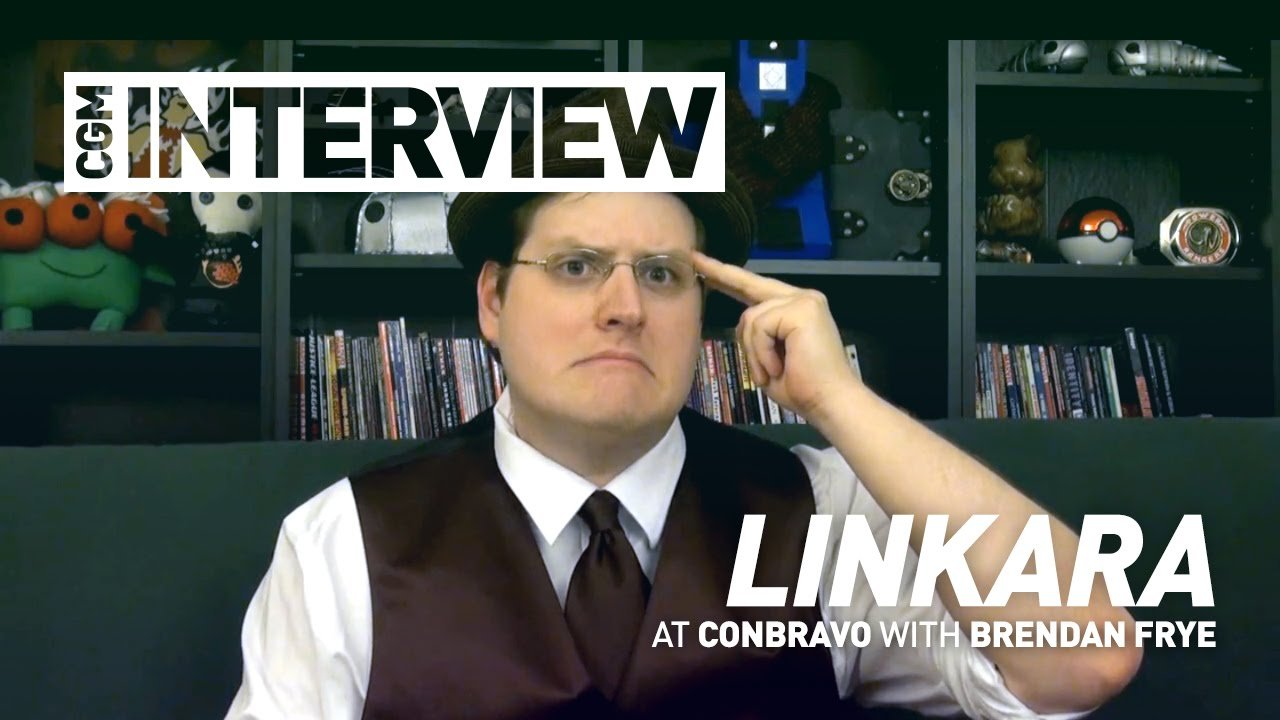 CGM Video Interview - Linkara - 2015-02-01 13:37:24