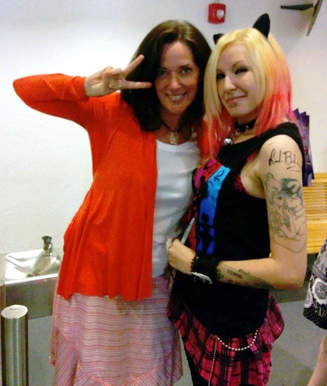 Melanie and Linda Ballantyne