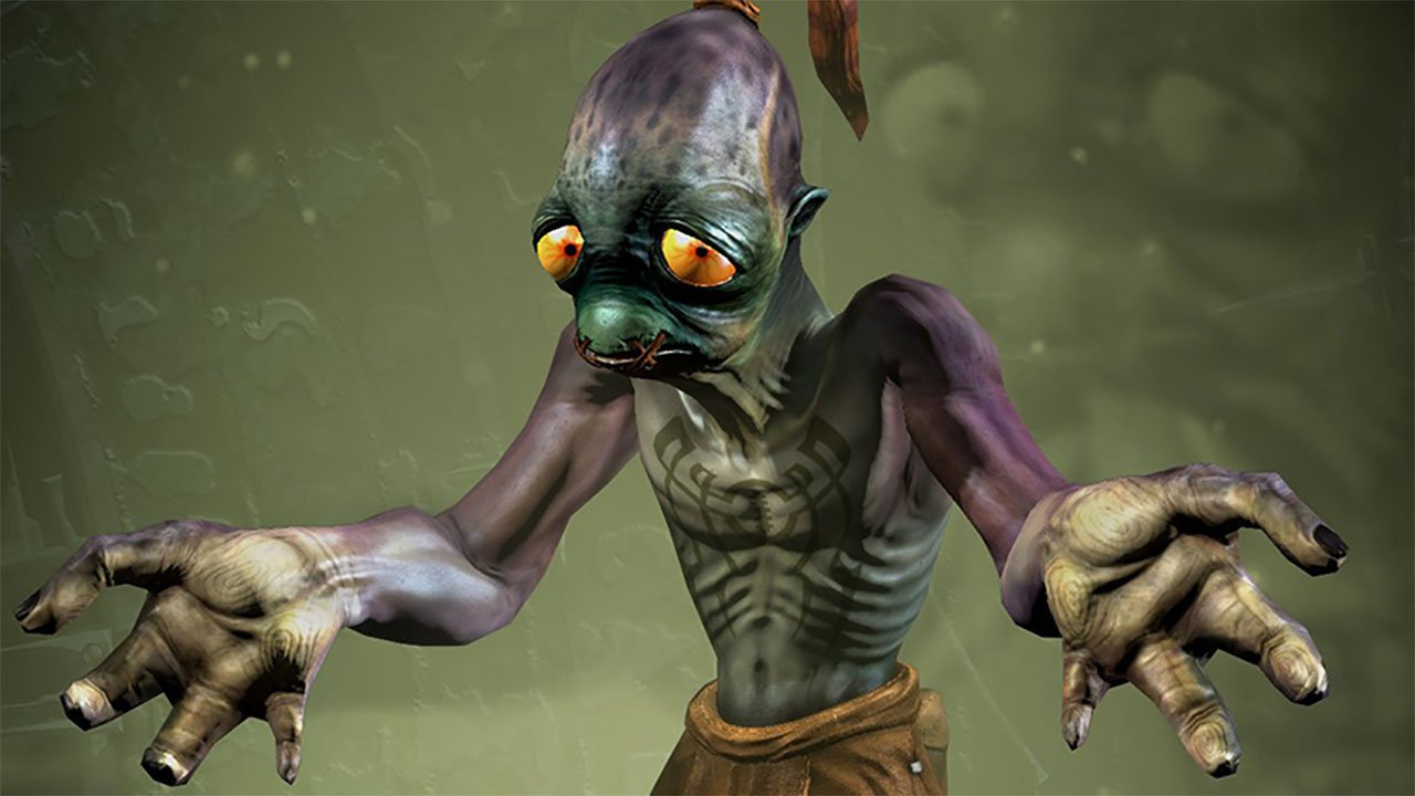 Oddworld: Abe's Oddysee-New N' Tasty (PS4) Review 1