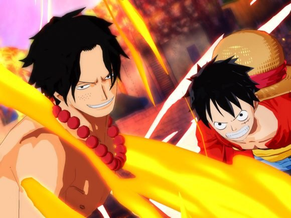 One Piece Unlimited World Red (3DS) Review 2