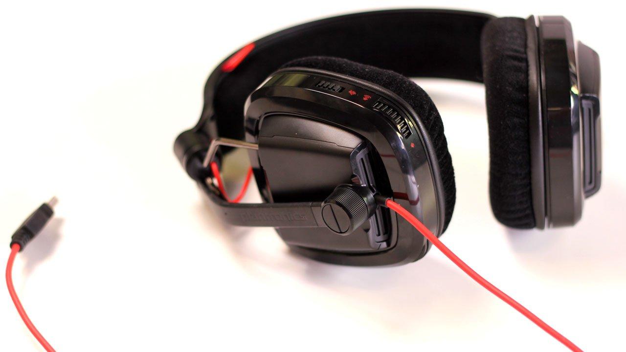 Plantronics Gamecom 788 Headset Review 3