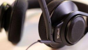Plantronics RIG Headset + Mixer Review