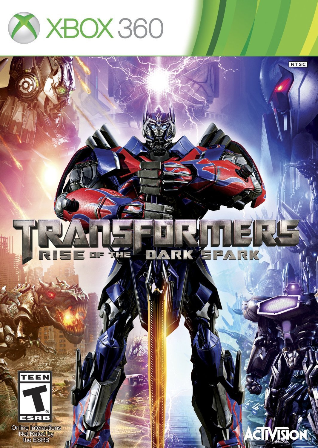 Transformers: Rise Of The Dark Spark (PS3) Review 3