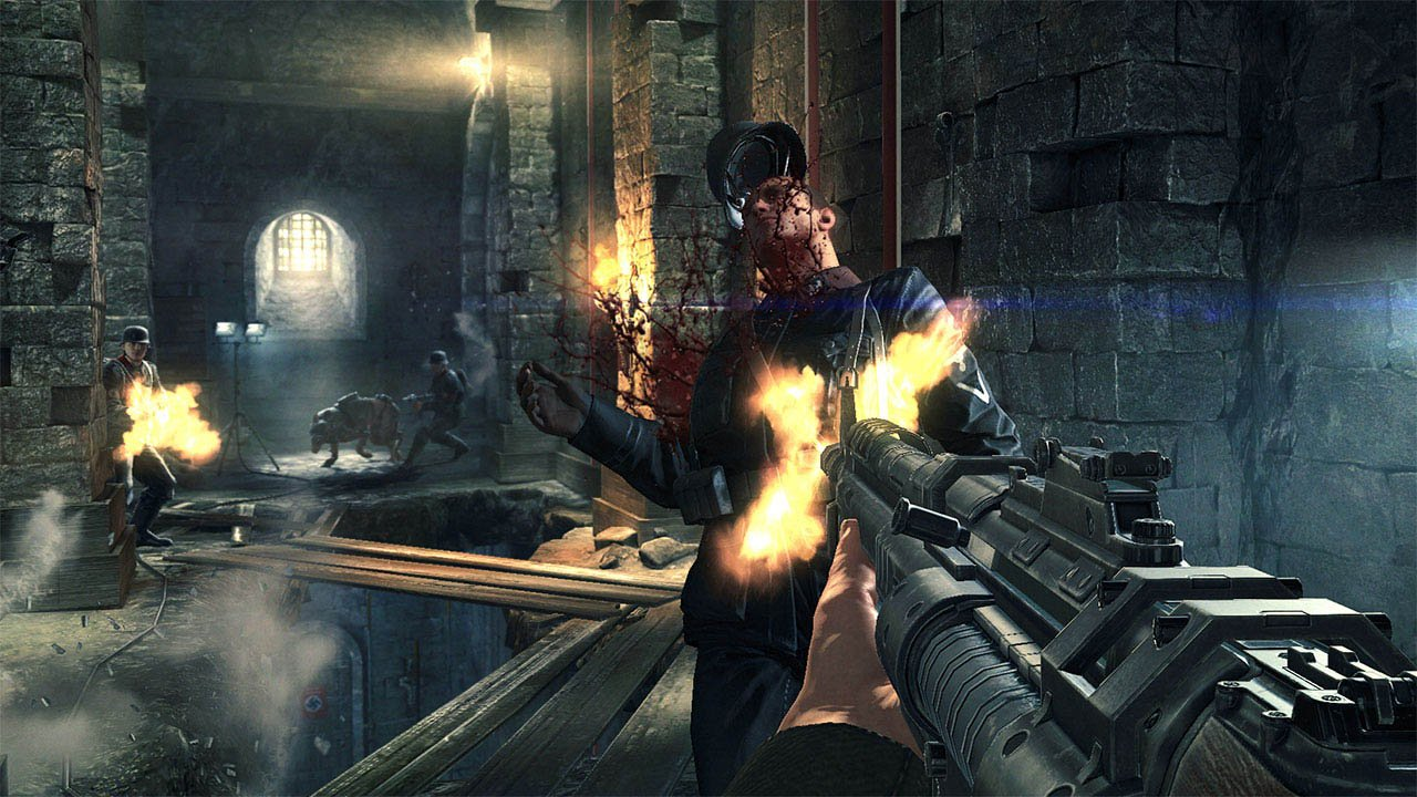 Portrayals Of War: Wolfenstein: The New Order And Valiant Hearts: The Great War - 2014-07-18 14:59:00