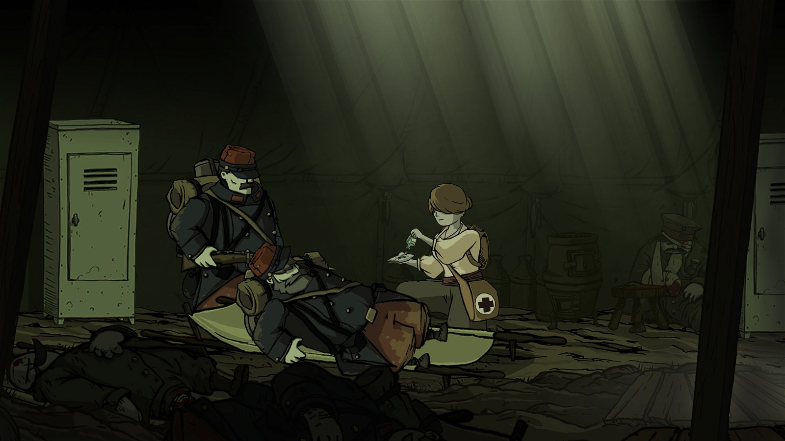 Portrayals Of War: Wolfenstein: The New Order And Valiant Hearts: The Great War - 2014-07-18 15:10:11