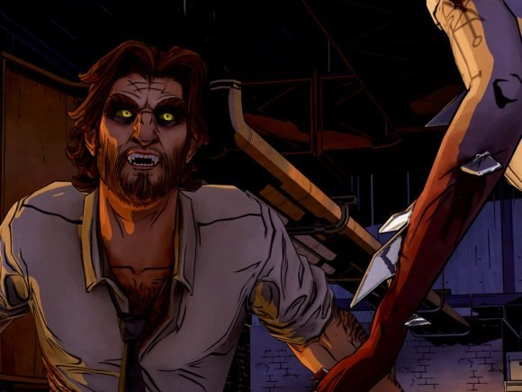 The Wolf Among Us-Episode 5: Cry Wolf (PS3) Review 3