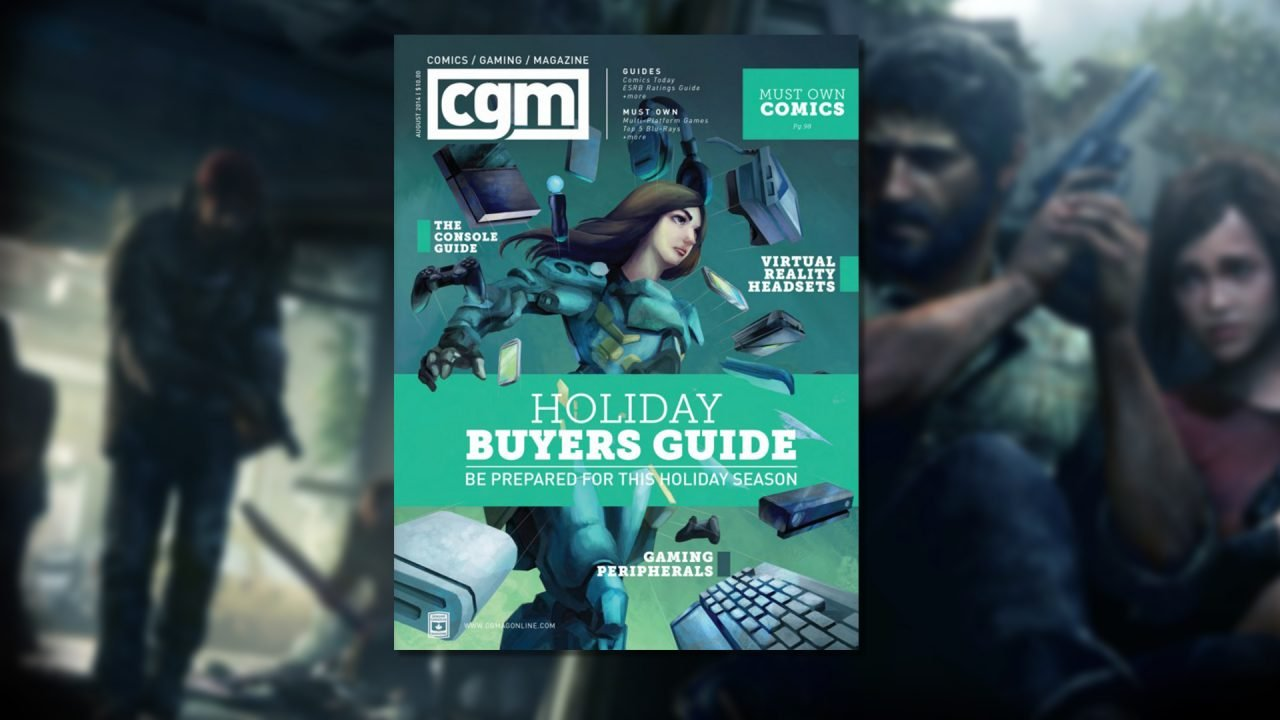 CGM August 2014 - Holiday Buyers Guide 2