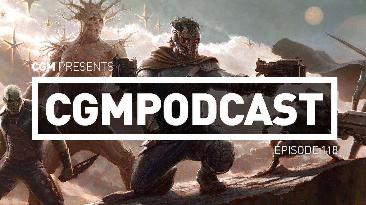 CGMPodcast Episode 118: Guardians and Comic-Con - 2014-08-01 14:45:08