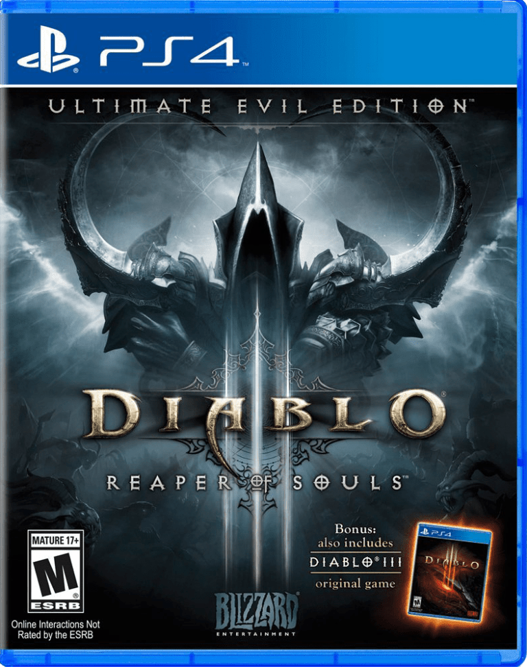 Diablo III: Reaper of Souls - Ultimate Evil Edition (PS4) Review