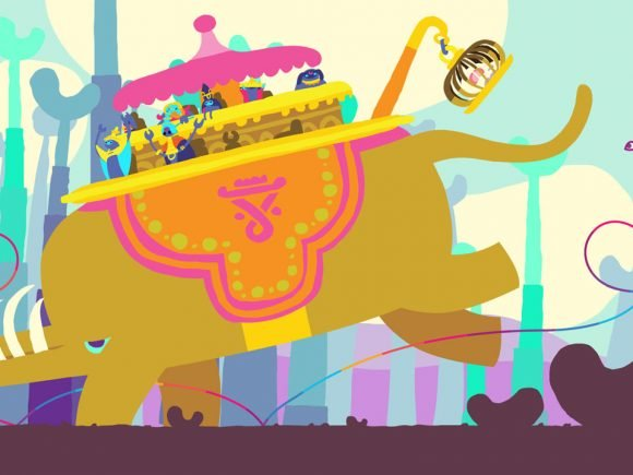 Hohokum (PS4) Review 3