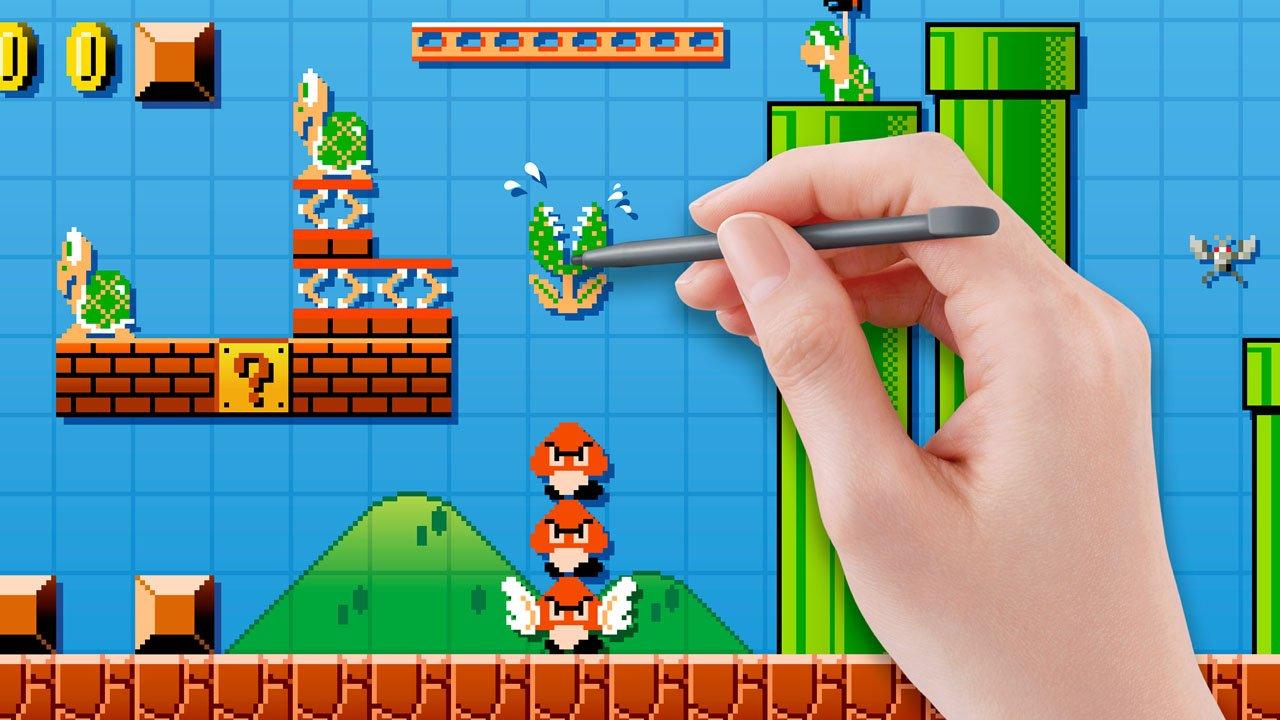 "Super Mario Maker ""Nostalgia"" Trailer Released 1"