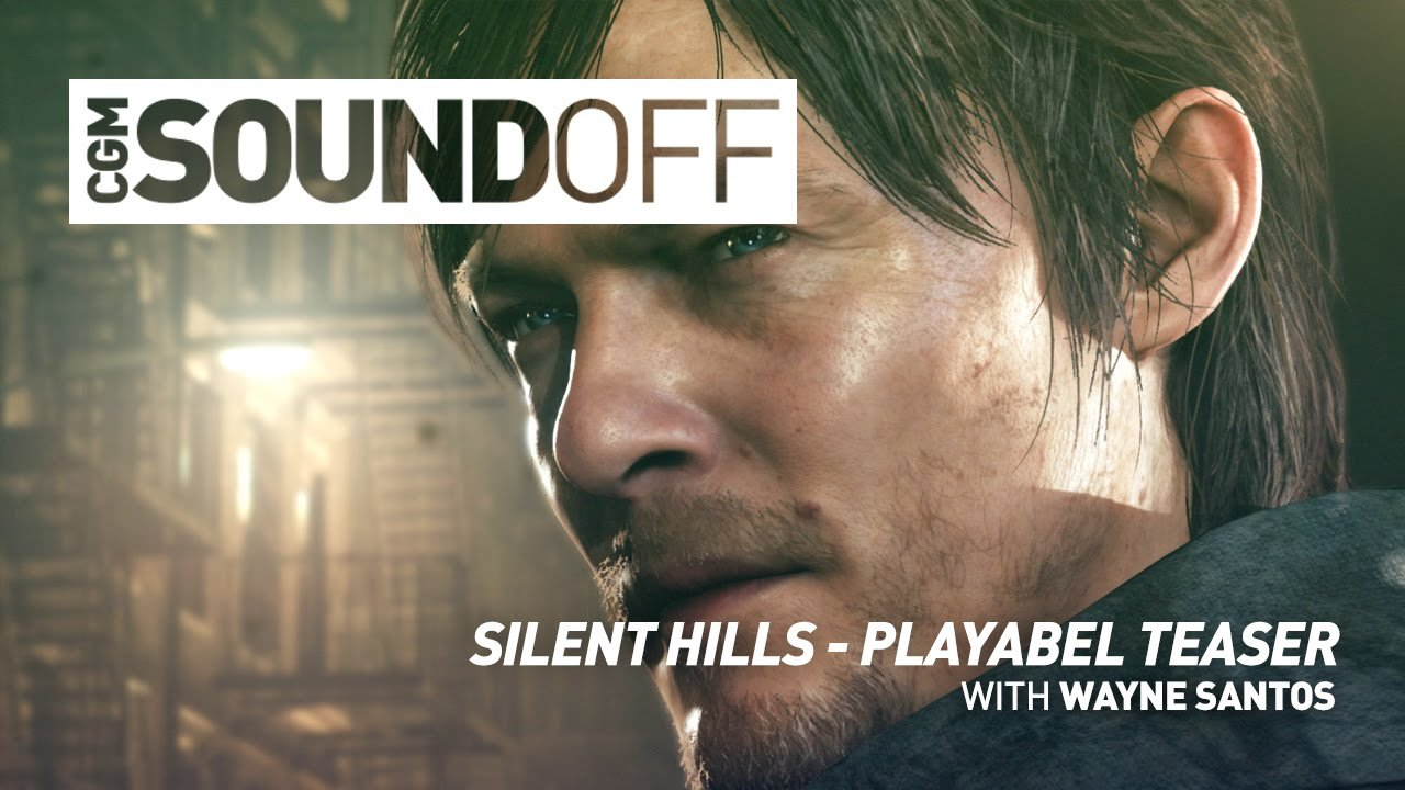 CGM Sound Off - P.T - Silent Hills Playable Teaser