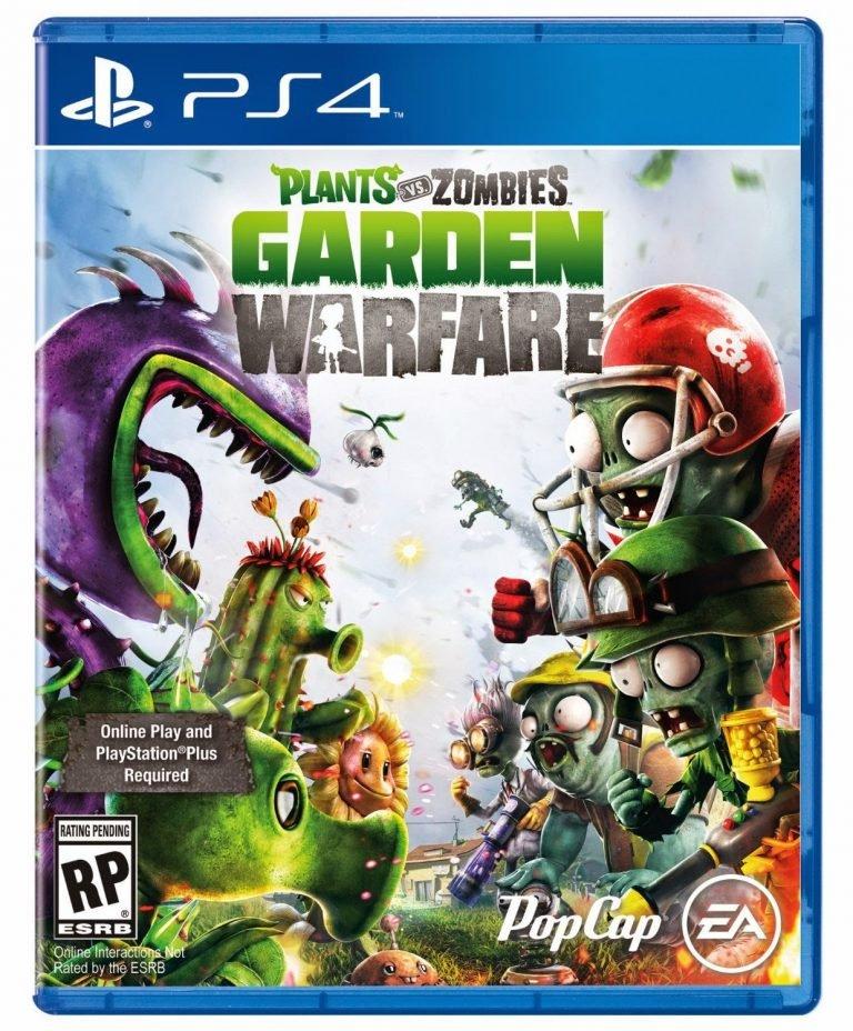 Plants Vs. Zombies: Garden Warfare (PS4) Review 2
