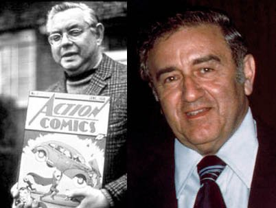 Joe Shuster/Jerry Siegel