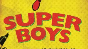 Super Boys Book Review