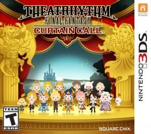 Theatrhythm Final Fantasy: Curtain Call (3DS) Review 3