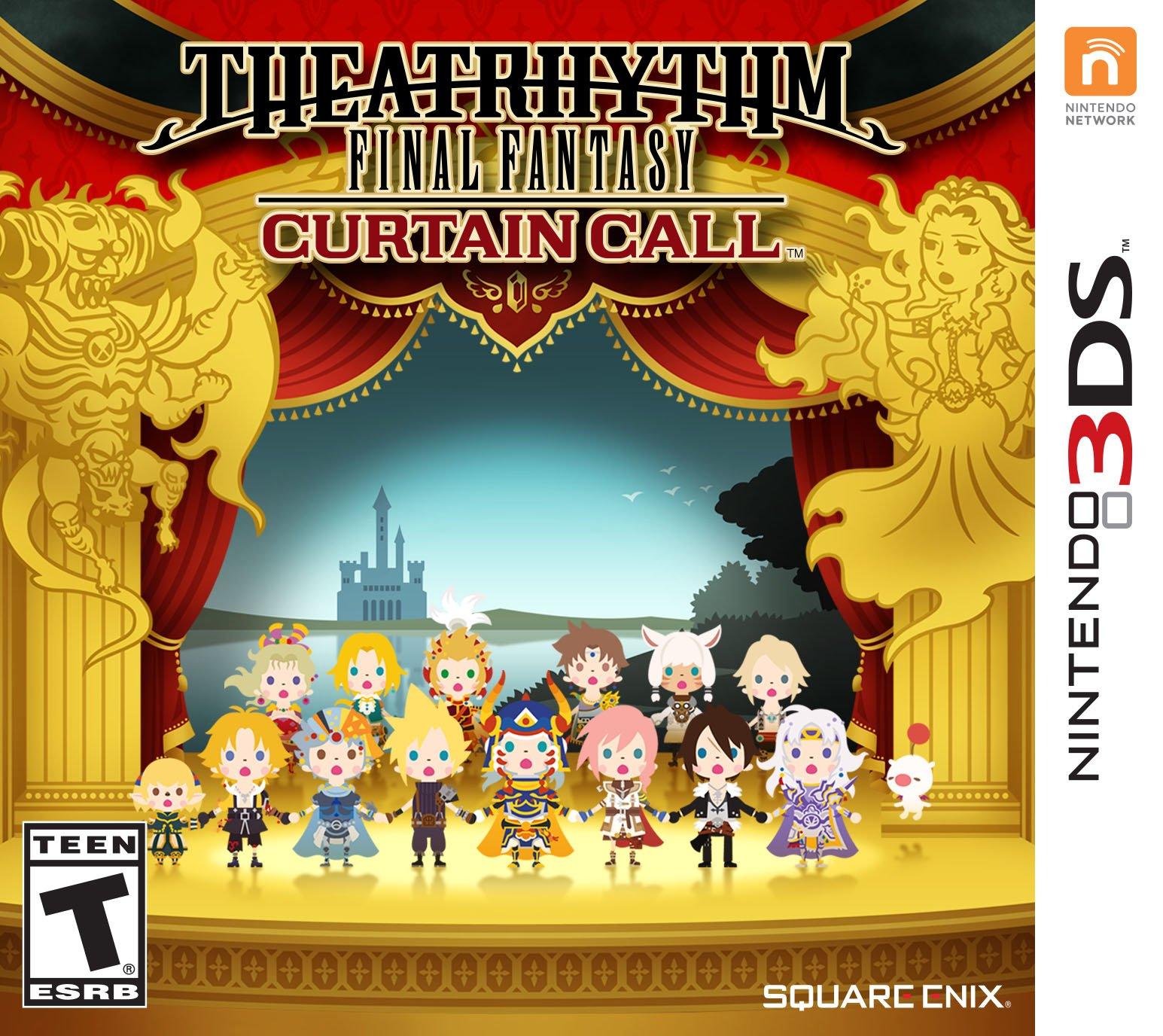 Theatrhythm Final Fantasy: Curtain Call (3DS) Review 2