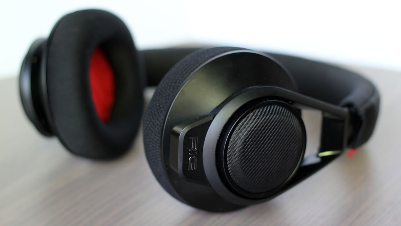 Plantronics RIG 7.1 Headset Review 4