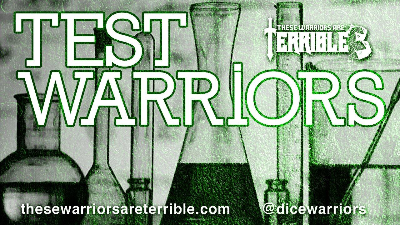 Test Warriors - Codename: Blackjack - Episode 01 1