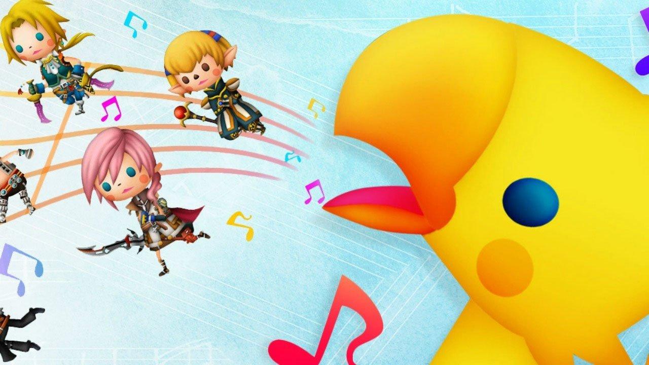 Theatrhythm Final Fantasy: Curtain Call (3DS) Review 1