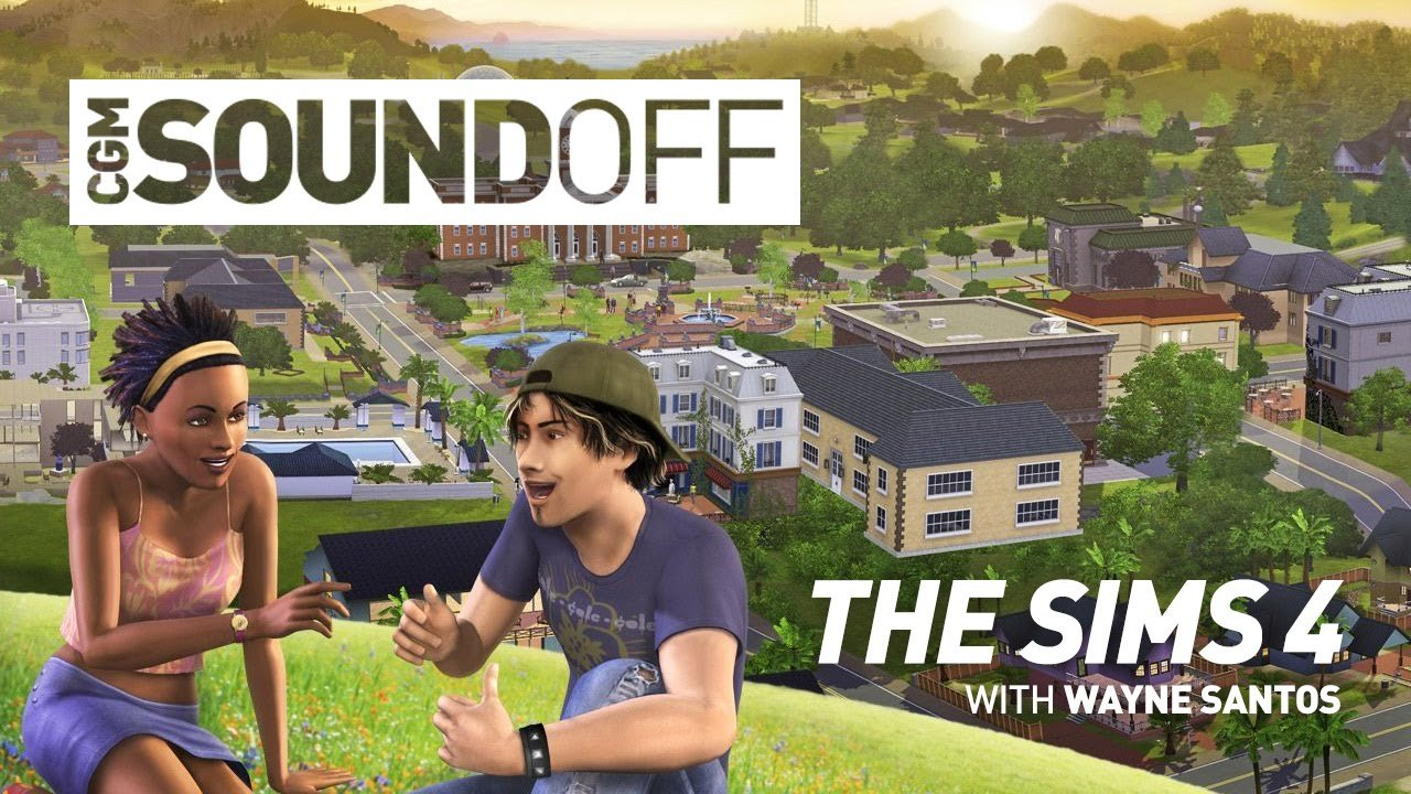 CGM Sound Off - The Sims 4