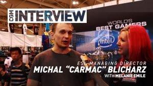 "CGM Interviews Michal ""Carmac"" Blicharz"