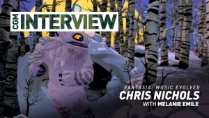CGM Interviews - Fantasia: Music Evolved with Chris Nichols - 2015-02-01 13:18:12