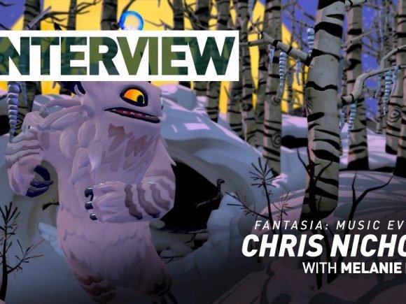 CGM Interviews - Fantasia: Music Evolved with Chris Nichols - 2015-02-01 13:18:12