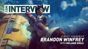 CGM Interviews - Sunset Overdrive with Brandon Winfrey