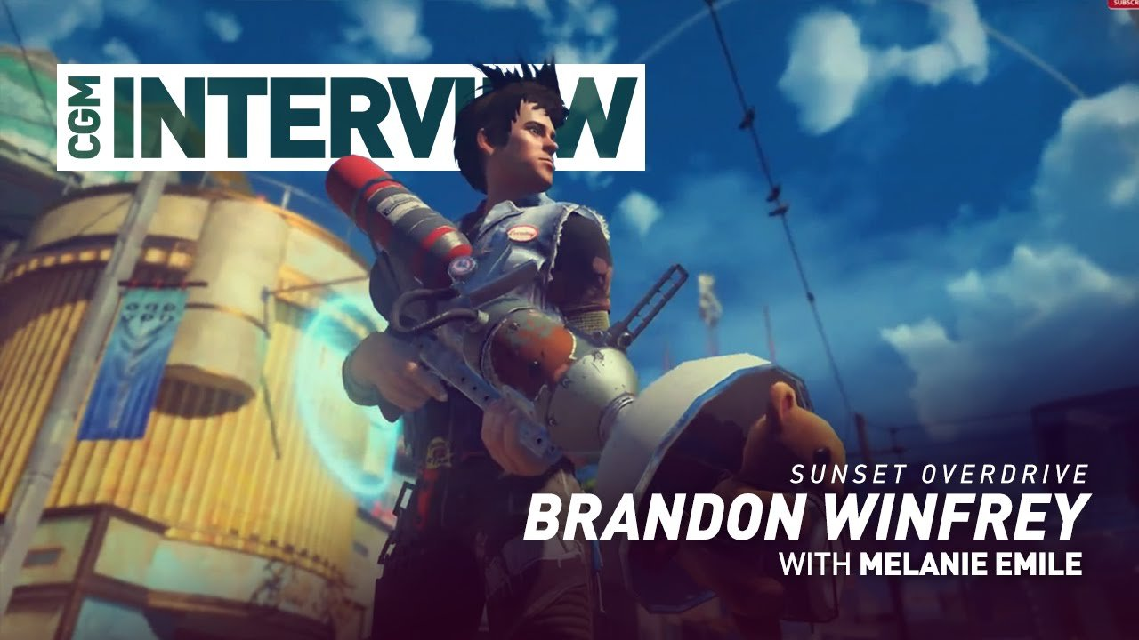 CGM Interviews - Sunset Overdrive with Brandon Winfrey - 2015-02-01 13:18:29