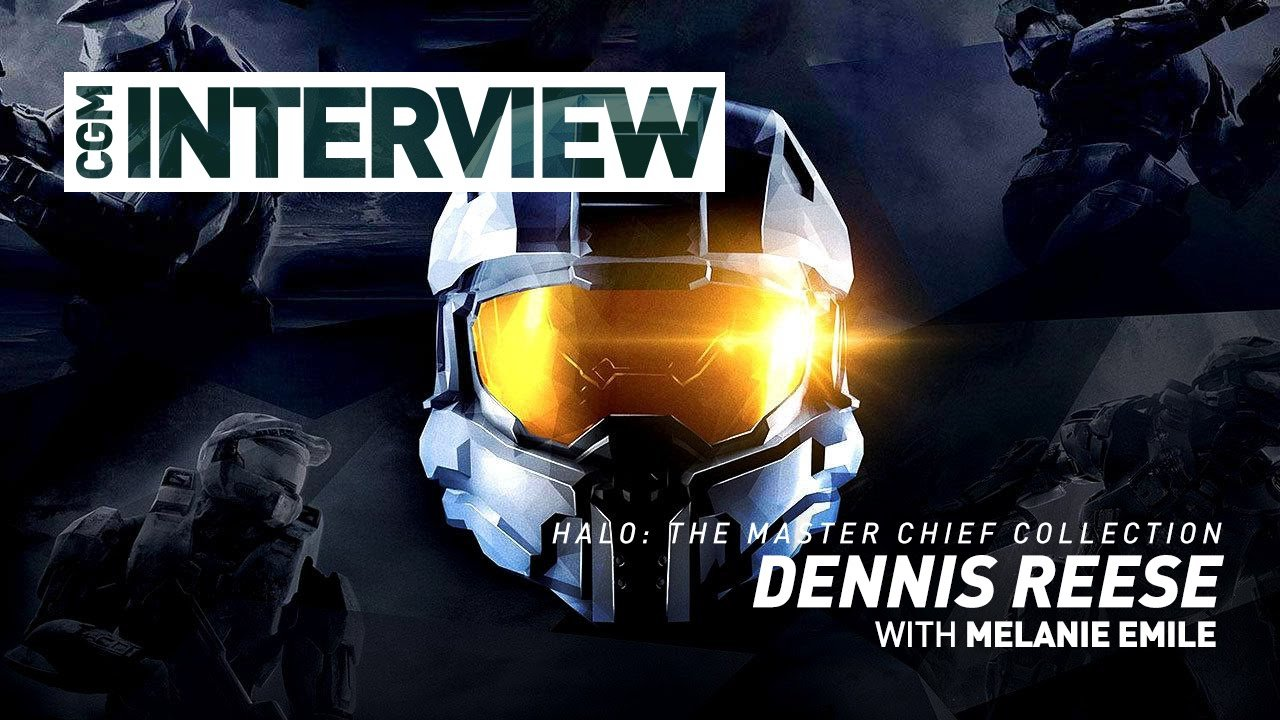 CGM Interviews - Halo: The Master Chief Collection with Dennis Reese - 2015-02-01 13:19:15