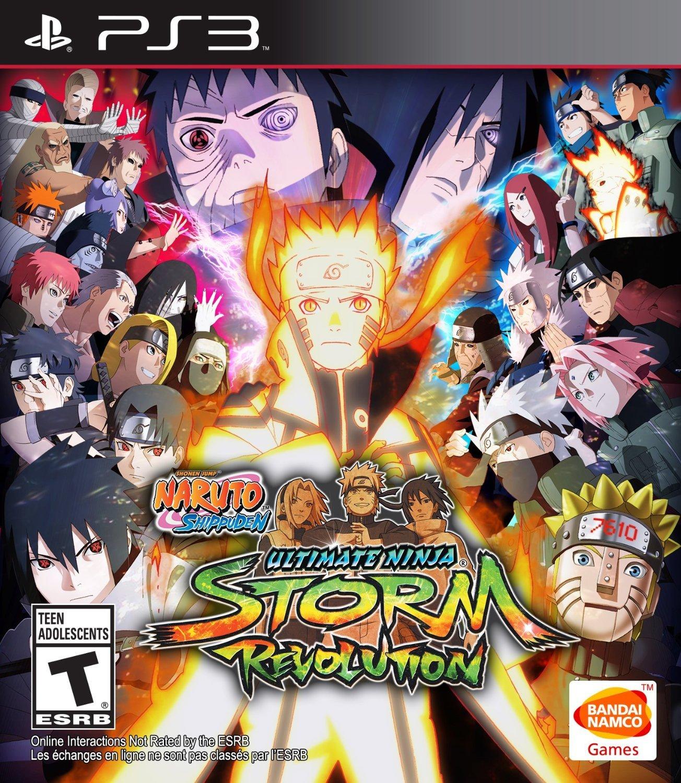 Naruto Shippuden: Ultimate Ninja Storm Revolution (PS3) Review 2