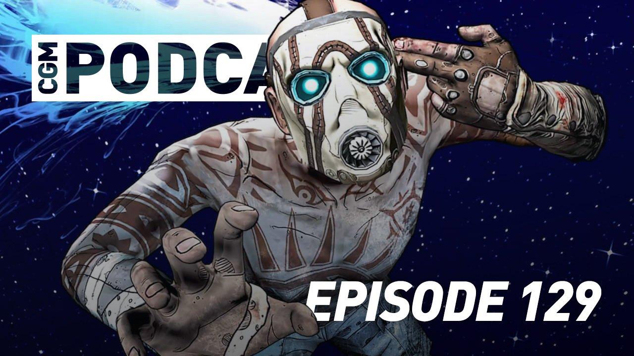 CGMPodcast Episode 129: Bad Games and Pre-Sequels