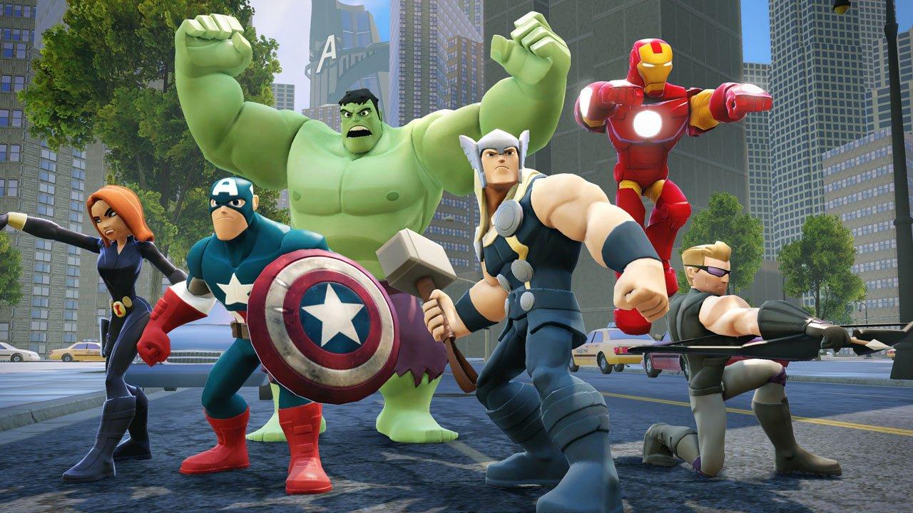 GIVEAWAY: Disney Infinity 2.0 Marvel Super Heroes