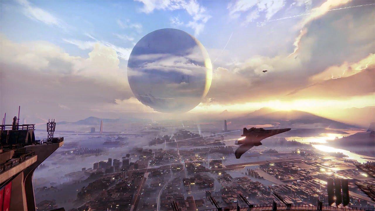 Destiny Captures the Wonders of Space - 2014-10-07 16:39:32