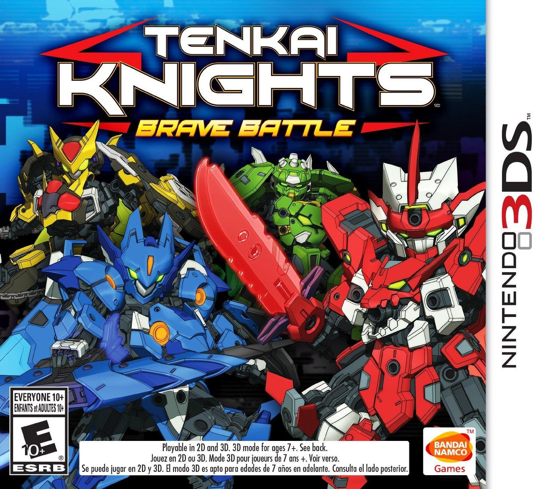 Tenkai Knights: Brave Battle (3DS) Review 4